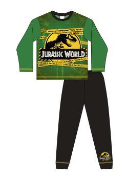 "**Code:34359,  Official ""Jurassic World"" boys pyjama £4.50. pk18..."