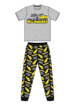 """Code:34612, Official """"Only Fools and Horses"""" Mens Pyjama £7.50.  pk16.."""