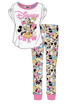"""Code:33764, Official  Disney """"Minnie & Friends"""" Ladies Pyjama £6.20.  pk8.."""