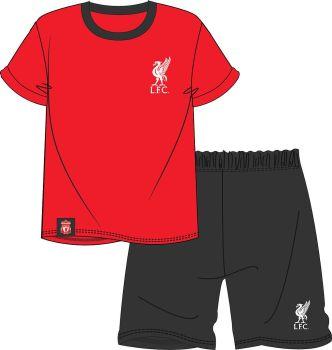 "WH29067,  Official ""Liverpool"" Mens Shortie Pyjama £6.50.  pk36.."