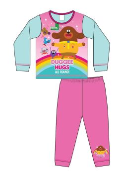 "*Code:34361, Official ""Hey Duggee"" Girls Pyjama £3.40.  pk18...."
