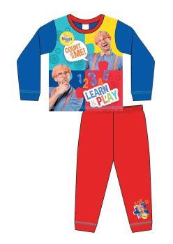 "Code:34567, Official ""Blippi"" Boys Pyjama £3.50.  pk18...."