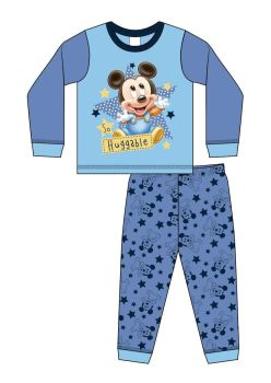"Code:34569, Official ""Mickey Mouse"" Baby Boys Pyjama £3.10.  pk18..."