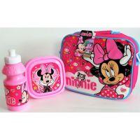 "*Code:8173, Official ""Minnie"" 3 pcs lunch bag set £3.85. pk12..."
