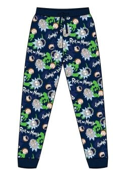 """Code:34662, Official """"Rick and Morty"""" Mens Lounge Pant £5.20.  pk6..."""