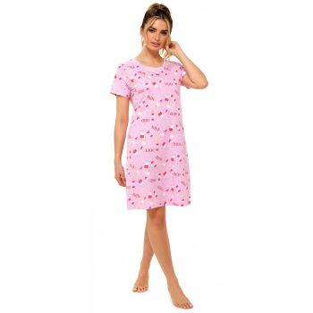 *LN1328, Ladies Jersey Lollipop Print Nightie £3.95.   pk6...