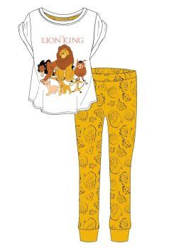 "Code:34561, Official Disney ""Lion King"" Ladies Pyjama £6.20. pk8...."