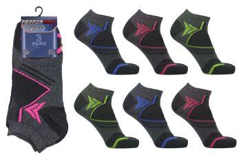"""SL5524, Mens """"Performax Pro"""" Trainer Socks £2.85 a dozen.  10 dozen..."""