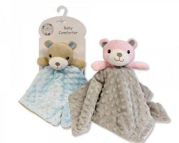 GP1095, Baby Bubble Comforter - Teddy £2.95.  PK6..