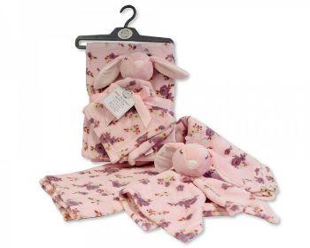GP1087, Baby Blanket with Bunny Comforter £5.50.  PK6..