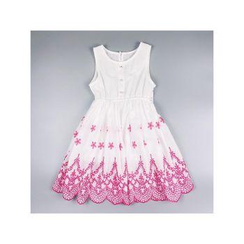 Code:981PINK, Girls Floral Summer Dress £6.95.  pk6...