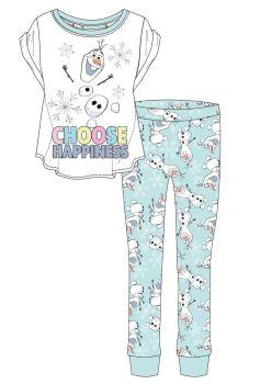 Code:34576, Official Frozen Olaf Ladies Pyjama £5.95. pk24....