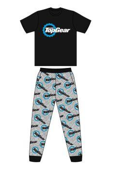 """Code:34706, Official """"Top Gear"""" Mens Pyjama £7.75.  pk8..."""
