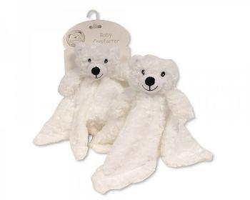 GP1062, Baby Rosebud Comforter - Polar Bear £2.95.   pk12...