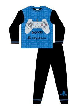 "Code:33654, Official ""Playstation"" Boys Pyjama £4.50.   pk18..."
