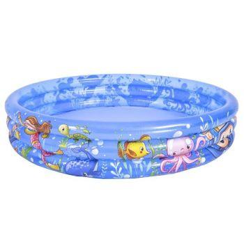 Code:851003, Sea World 3 Ring Inflatable Paddling Pool £4.40.   pk6..