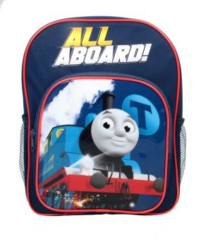 """THOM670, Official """"Thomas"""" Arch Pocket Backpack £5.50.  pk6..."""