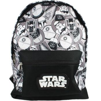 """STAR870, Official """"Star Wars"""" Roxy Backpack £7.50.  pk6..."""