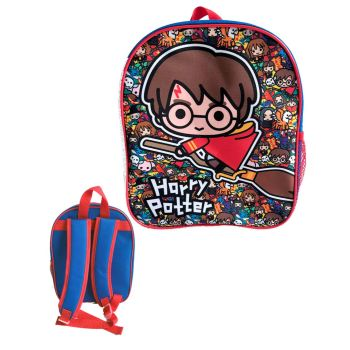 "9719N, Official ""Harry Potter"" Premium Backpack £2.90.  pk6..."