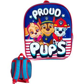 """9730N, Official """"Paw Patrol"""" Premium Backpack £2.90.  pk6..."""