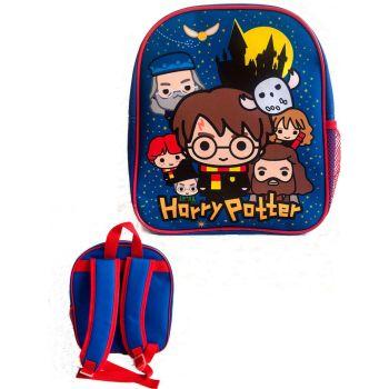 "9496N, Official ""Harry Potter"" Premium Backpack £2.90.  pk6..."