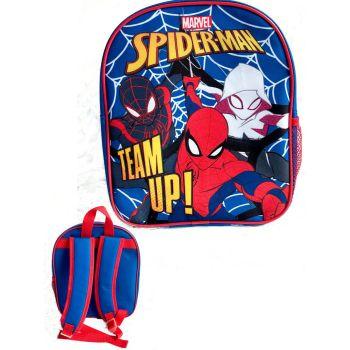 """9722N, Official """"Spiderman"""" Premium Backpack £2.90.  pk6..."""