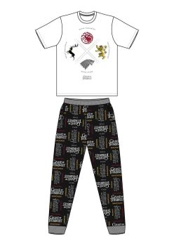 "Code:34938, Official ""Game of Thrones"" Mens Pyjama £7.50.  pk24..."