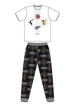 "Code:34938, Official ""Game of Thrones"" Mens Pyjama £7.75.  pk16..."
