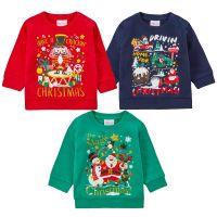 *11C160, Baby Christmas Sweatshirt Jumper £4.35.  pk24...