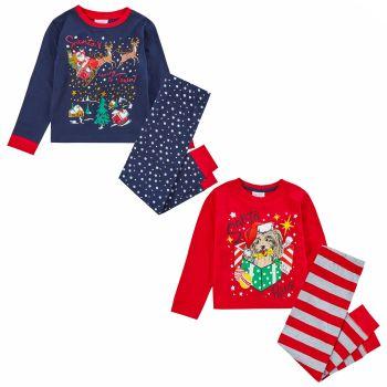 15C518, Kids Christmas Pyjama £5.95.   pk32....