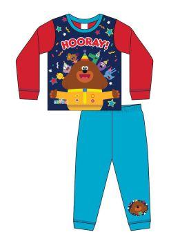 "Code:35989, Official ""Hey Duggee"" Boys Pyjama £3.75.   pk18..."