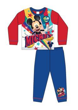 "Code:36125, Official ""Mickey"" Boys Pyjama £3.75.   pk18..."