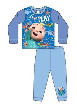 "Code:36144, Official ""Cocomelon"" Boys Pyjama £3.75.   pk18..."