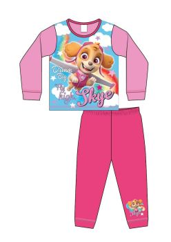 "Code:36127, Official ""Paw Patrol"" Girls Pyjama £3.75.   pk18..."