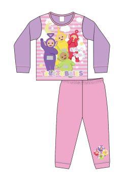 "Code:36128, Official ""Teletubbies"" Girls Pyjama £3.75.   pk18..."
