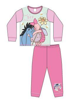 "Code:36130, Official ""Winnie The Pooh"" Girls Pyjama £3.75.   pk18..."