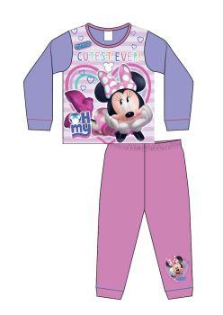 "Code:36136, Official ""Minnie"" Girls Pyjama £3.75.   pk18..."