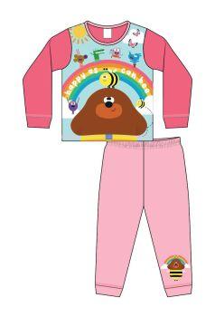 """Code:36138, Official """"Hey Duggee"""" Girls Pyjama £3.75.   pk18..."""