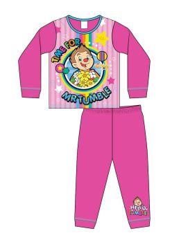 "Code:36141, Official ""Mr Tumble"" Girls Pyjama £3.75.   pk18..."