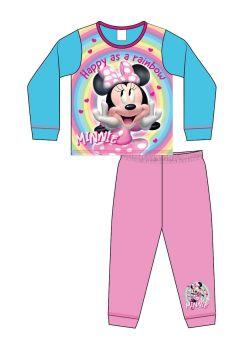 "Code:36143, Official ""Minnie"" Girls Pyjama £3.75.   pk18..."