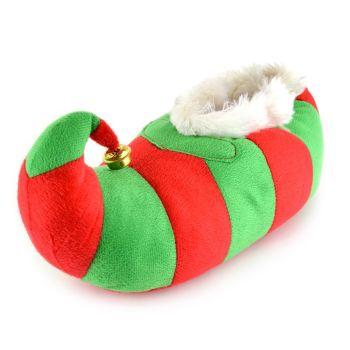 FT0689, Adults Novelty Xmas Elf Slipper £6.95.  pk24....