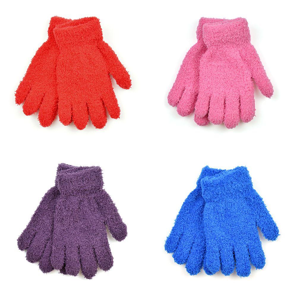 GL022, Girls thermal snow soft magic gloves £7.50 per dozen.  16 dozen...