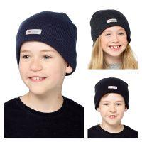 GL023, Kids thinsulate beanie hat £1.10.  pk24...