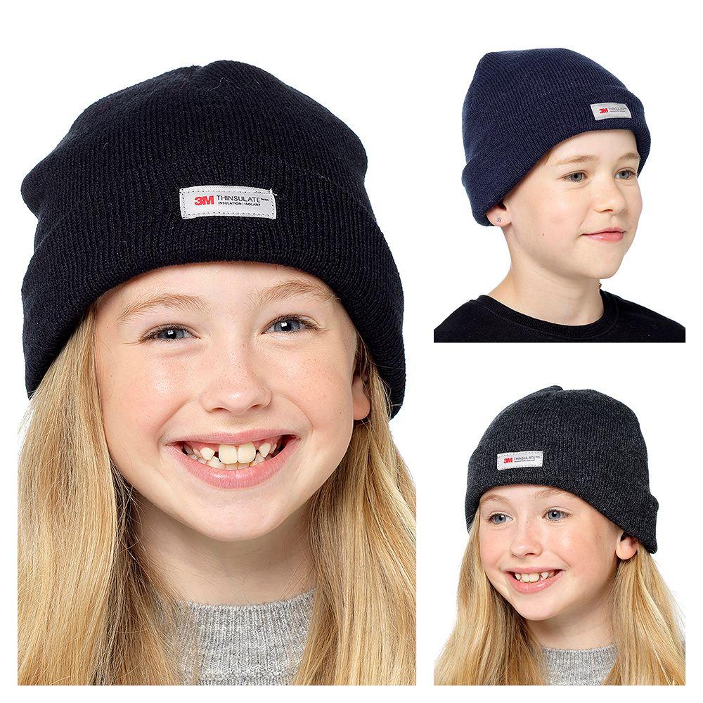 GL232, Kids thinsulate acrylic hat £1.05.  pk144..