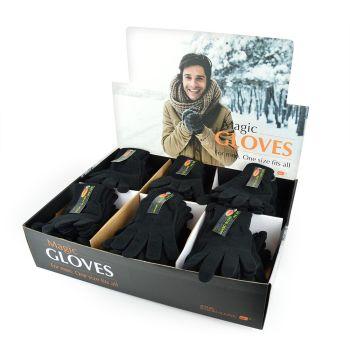 GL312CDU, Mens Thermal Black Magic Gloves £8.50 a dozen.     4 dozen....