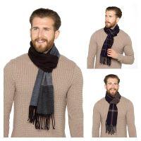 *GL382A, Mens checked scarf £2.40.    PK24...