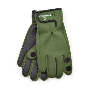 GL640, Adults Green Neoprene Gloves £3.90.   pk24....