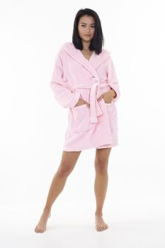 LDG-463BUNNY, Ladies Novelty Design Robe- Rabbit £11.00.   pk12....