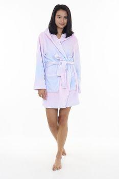LDG-463UNICORN, Ladies Novelty Design Robe- Unicorn £11.00.   pk12....