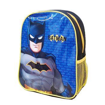 "*Code:9614, Official ""Batman"" Backpack With Side Mesh Pocket £2.50.  pk6..."